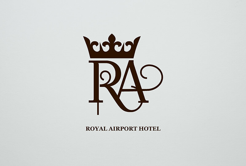 vizualni identitet Royal Airport