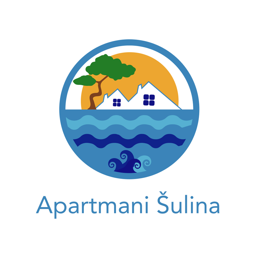 dizajn logotipa apartmani Šulina
