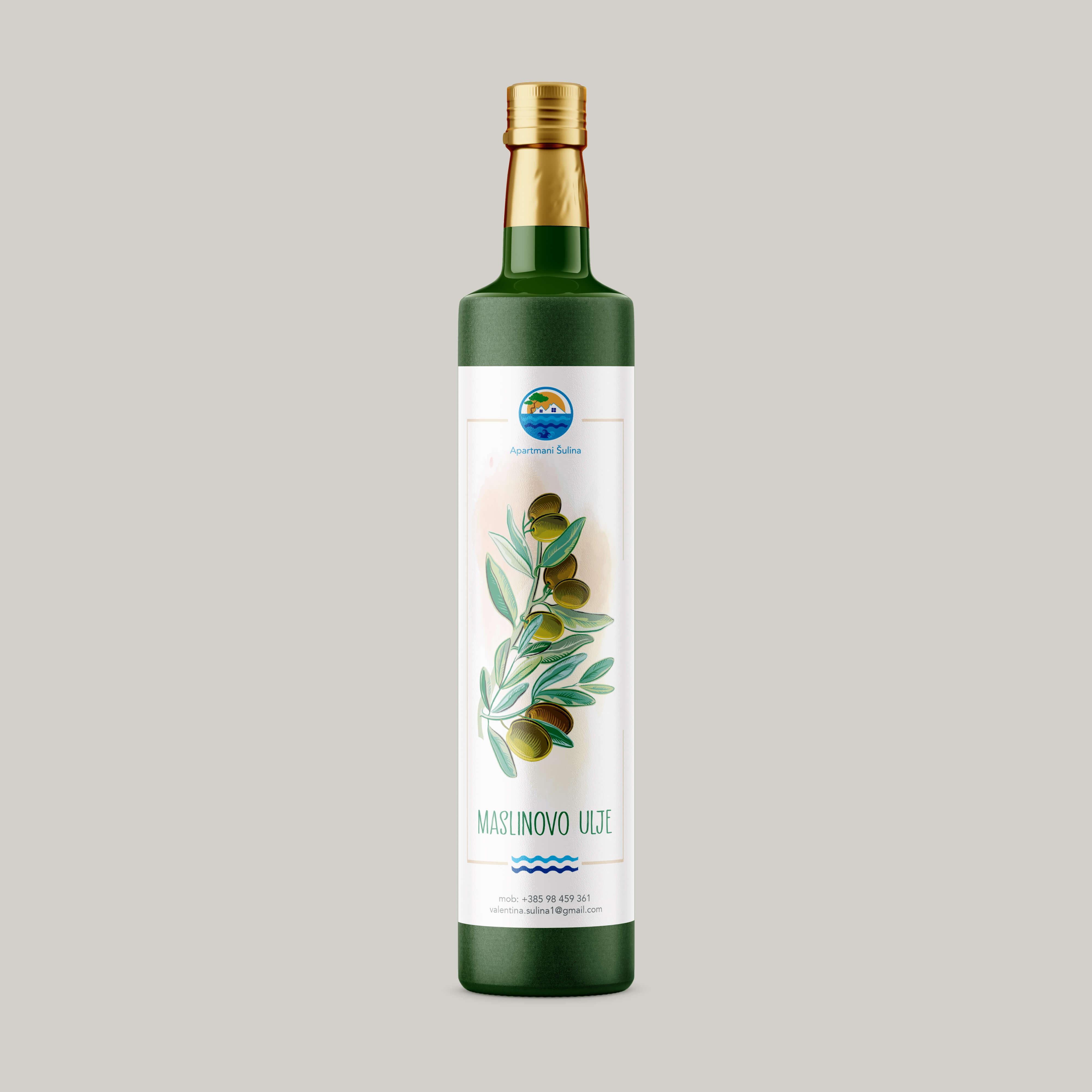 maslinovo ulje Šulina