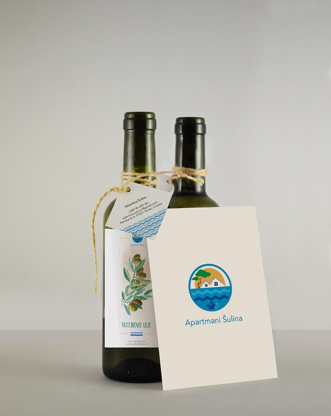 dizajn ambalaže maslinovo ulje