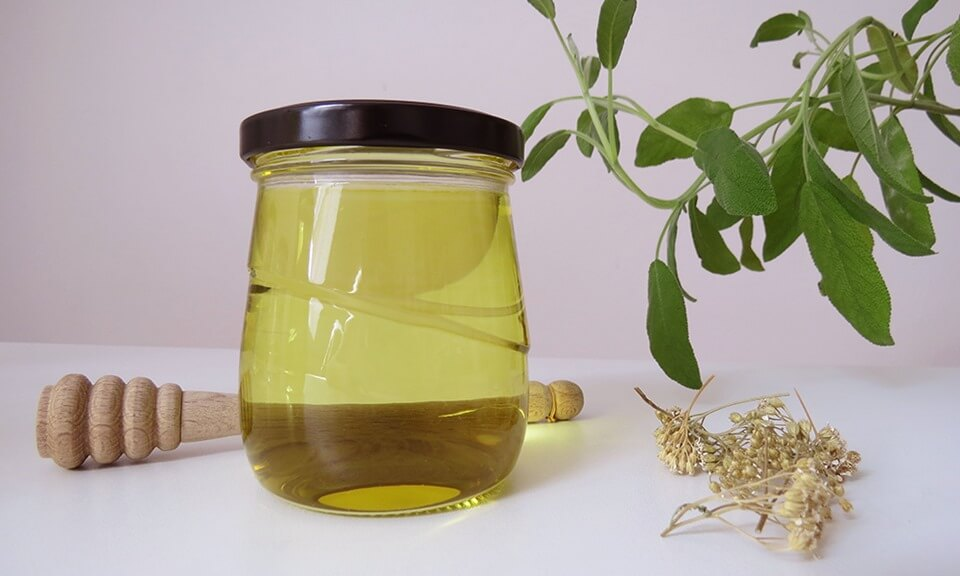 nacinalna staklenka za med