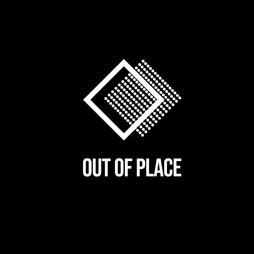 dizajn vizualnog identiteta Out of place