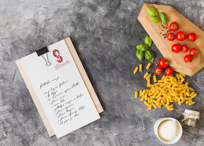 Slavonka recept dizajn