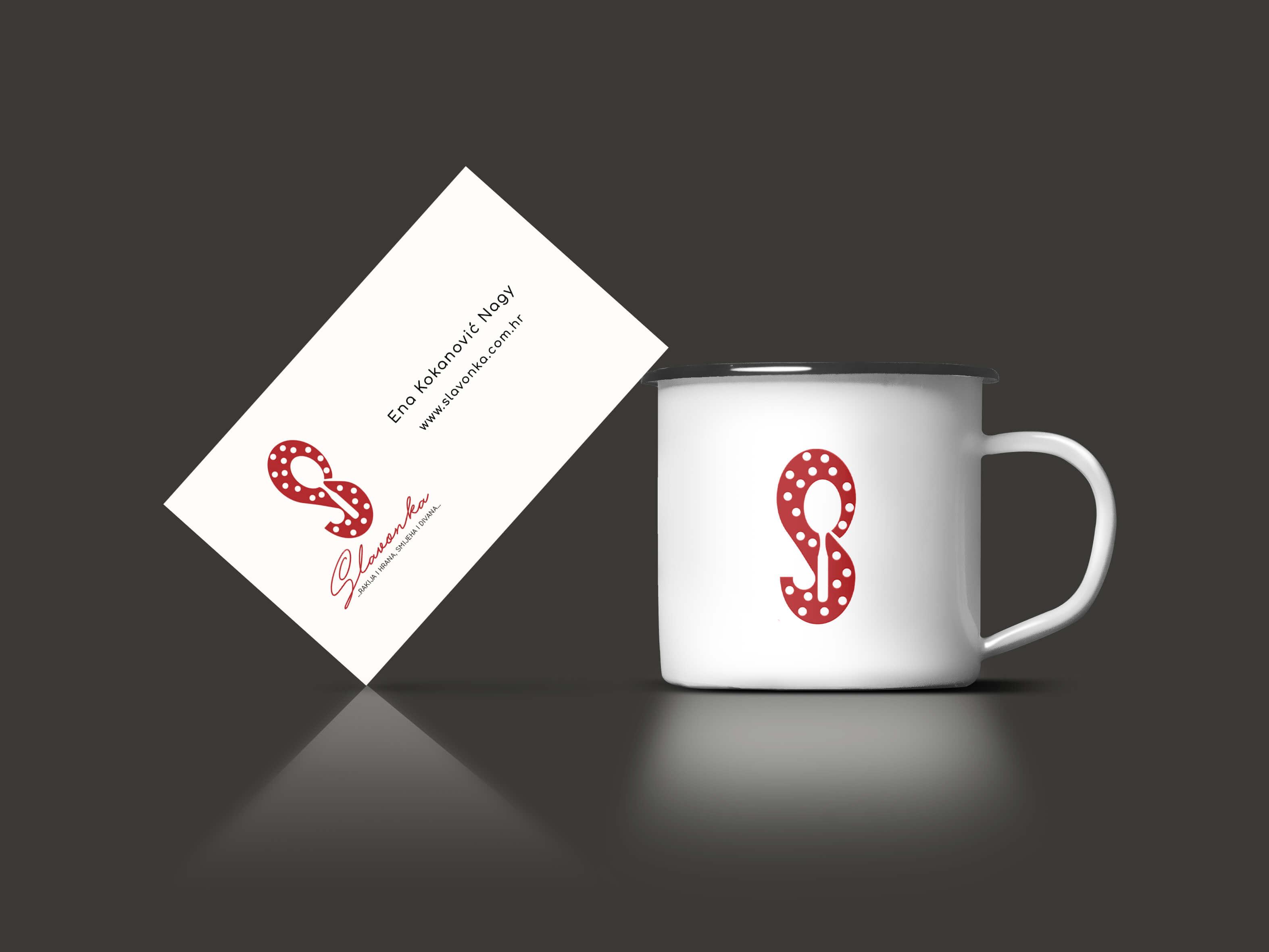 dizajn logotipa i dizajn posjetnice