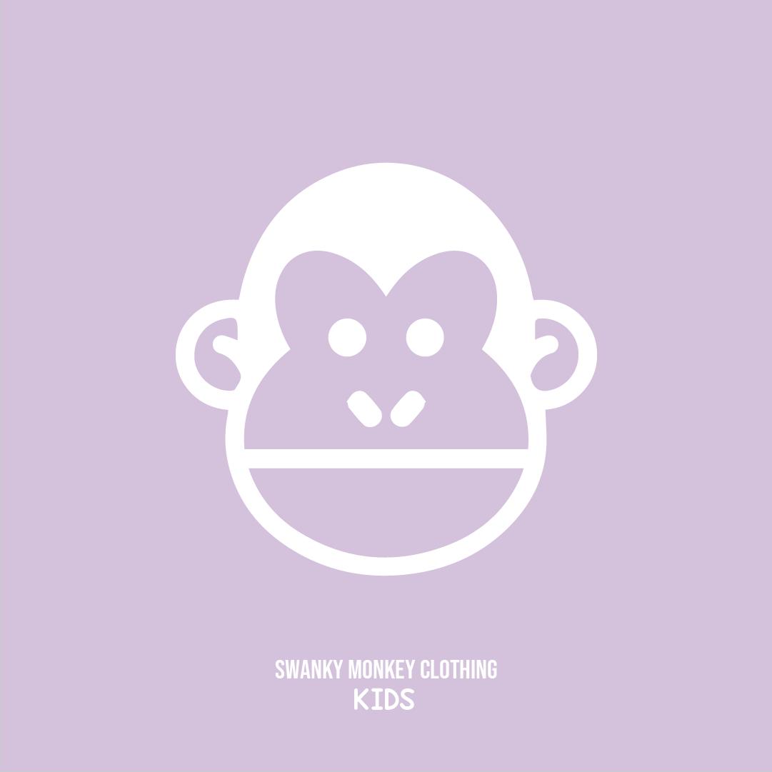 Swanky Monkey Clothing Kids