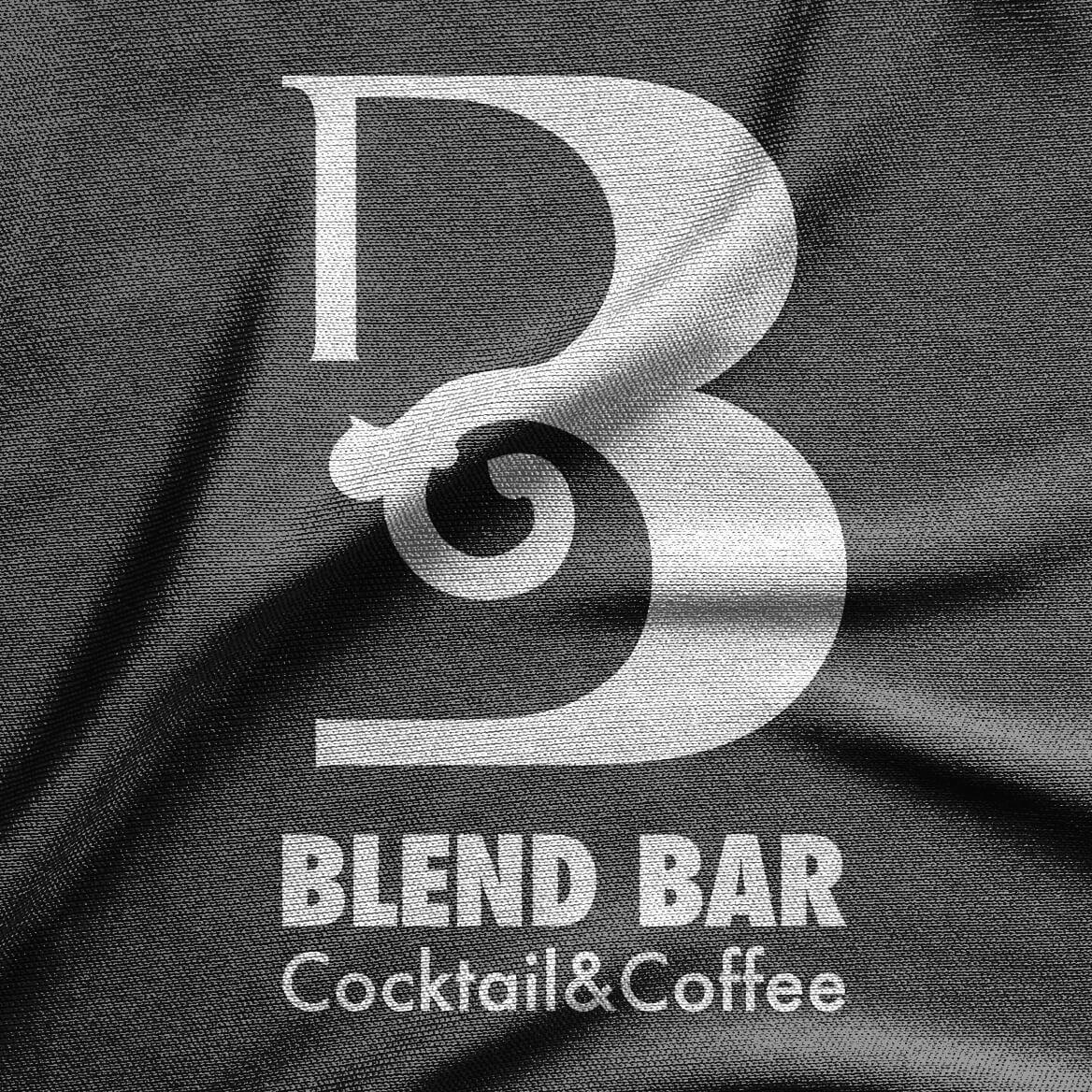 Blend bar logotip